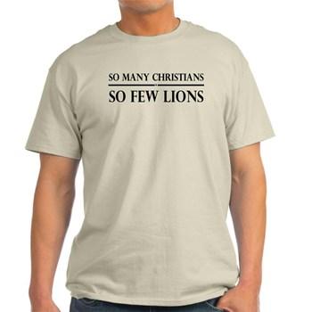 so few lions