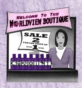 worldview boutique graphic
