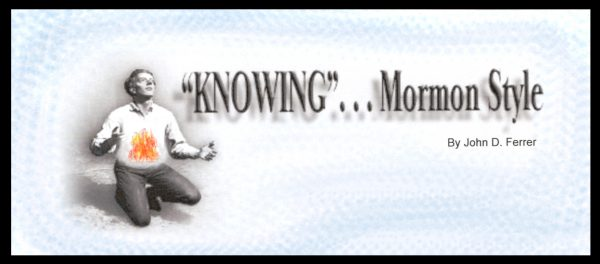 knowing by mormon graphic flames