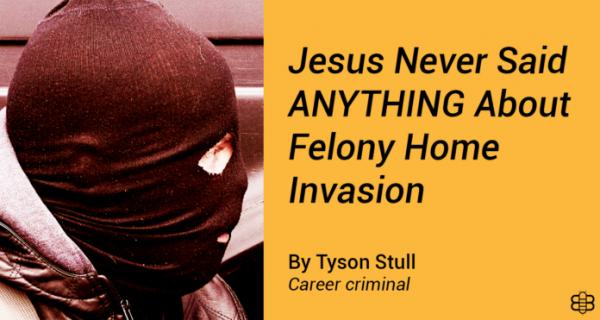 Babylon Bee Home Invasion