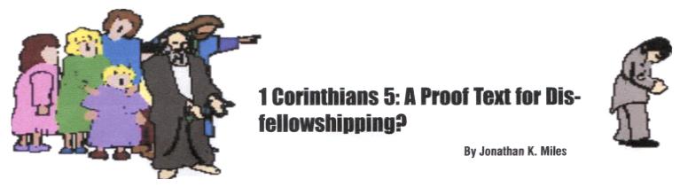 disfellowshipping