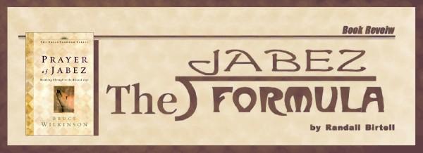 Jabez title graphic