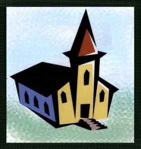 dani does church graphic