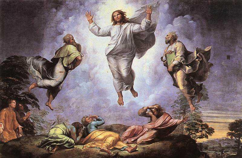 Transfiguration_Raphael700